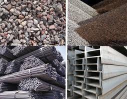 قیمت مصالح ساختمانی